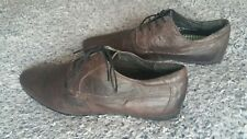 Mens Leather Shoes Size10