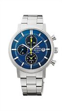 ORIENT STYLISH AND SMART Solar WV0071TY Blue Men's Watch WV0071TY Made in JAPAN