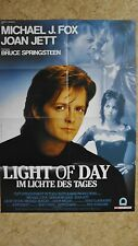 (P186) Orig. Kinoplakat - LIGHT OF DAY - Michael J. Fox / Joan Jett