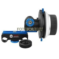 FOTGA DP3000 DSLR Follow Focus A/B Hard Stops for 15mm Rod 5D II III 7D GH2 60D