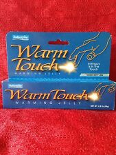 Lot Of 2 WARM TOUCH WARMING JELLY BY NATUREPLEX COMPARE TO K-Y JELLY