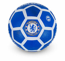 Chelsea All Surface Football - Size 5 Blue & White