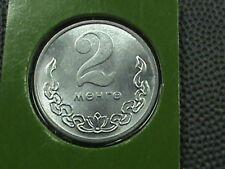 MONGOLIA    2  Mongo    1980   UNCIRCULATED  $ 2.99 maximum shipping in USA