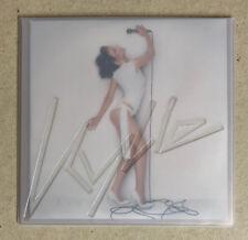 KYLIE MINOGUE * FEVER * UK 12 TRK PROMO CD w/ DEBOSSED SLIPCASE * MEGA RARE!