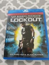 Lockout (Blu-ray Disc, 2012, Unrated Includes Digital Copy UltraViolet)