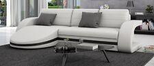 Schlafcouch Sofa Couch Garnitur GUANI Schlafsofa Design Ecksofa Relax Ottoman