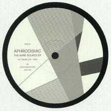 "APHRODISIAC "" THE RARE SOURCE E.P. "" NEW UK 12 / E.P. DANCE HOUSE TECHNO"