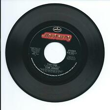 "1983 TOM JONES ""THIS TIME"" 45rpm 7"""