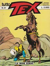 Tutto Tex n. 31 - Edizione Bonelli