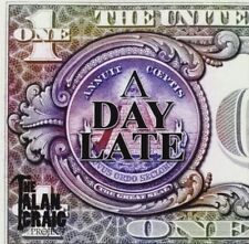 Day Late by Alan Craig Project (CD, Mar-2013, CD Baby (distributor))