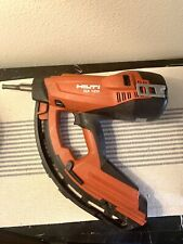 Hilti Gx 120 X 120me Gm40 Fully Automatic Gas Actuated Fastening Gun For Repair
