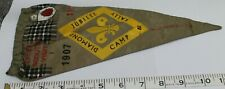 More details for vintage diamond jubilee chief scout pennant boys scouts boy scout scouting bsa