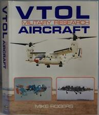 Vtol Military Research Aircraft Rogers. Vertical take-off Experimental Projects