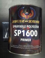 House of Kolor Polyester Primer Kit SP16000 Gallon