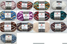 Stitch Studio Chateau #6 Super Bulky 300g Easy Care Yarn Color Choice Knit