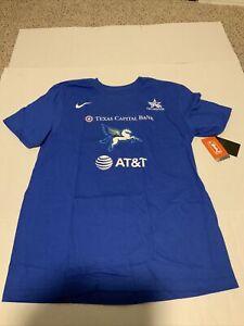 Nike Dallas Wings Shirt #0 Sabally Men's Size: XL WNBA Blue NWT