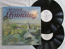 Guideposts,Sunday Evening Hymnsing,2x Vinyls lp,