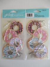 Jolee's Boutique Adornos-Donut Etiquetas