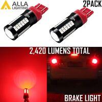 LED Vivid RED Brake/Tail Light Bulb Stop Lamp For 2015-2019 Chevrolet Colorado