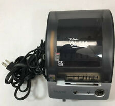 Brother QL-500 P Touch Thermal Label Printer W/ Power & USB Cable.  B