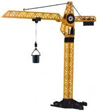Kids Remote Crane  Boys Radio Tower Crane Construction Site Vehicle Toy