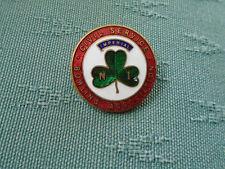 OLD NORTHERN IRELAND CIVIL SERVICE BOWLING ASSOCIATION - ENAMEL PIN BADGE MILLER