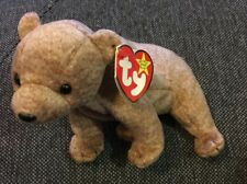 Ty Beanie Baby - Pecan The Bear - 1999 With Tag