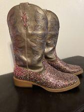 Roper womens Boots Size 8 Glitter