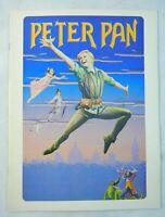 Peter Pan Broadway Souvenir Program 1979 Sandy Duncan  Christopher Hewett