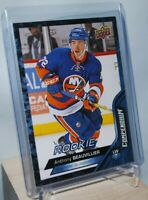 2016-17 Upper Deck Compendium Blue #897 Rookie RC Anthony Beauvillier New York