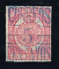 FERNANDO POO TIMBRE MOVIL 1896  Edifil  41A*