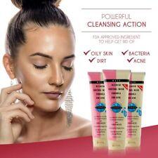 Clear Essence Platinum Line Blemish Control Wash Formula for Acne 4 oz. 113.5g