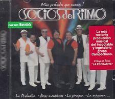 Los Socios del Ritmo Mas Probados que Nunca CD New Nuevo sealed