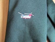 TWIN ROTOR Elicottero Immagine/logo Cravatta da Peter Klinger