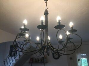 lustre suspension luminaire