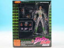 [FROM JAPAN]Super Action Statue Guido Mista & Sex Pistols 2nd JoJo's Bizarre...