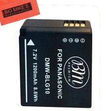 BM Premium DMW-BLG10 Battery for Panasonic Lumix DMC-GX7K, DMC-GX80, DMC-GX85
