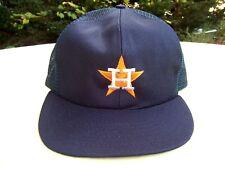 VTG 1990s Houston Astros Baseball Cap ANNCO Headwear MLB World Series Winners!