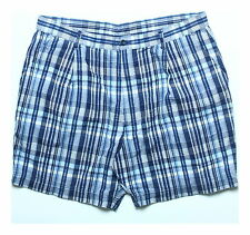 Cotton Blend Vintage Shorts for Men