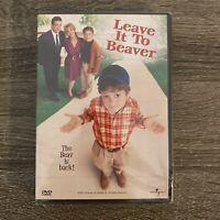 NEW Leave It To Beaver 1997 family movie DVD Christopher McDonald, Janine Turner