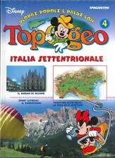 TOPOGEO N. 4 - ITALIA SETTENTRIONALE
