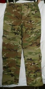 GEN. U.S ARMY ISSUE MTP UNISEX COMBAT UNIFORM TROUSERS WITH INSECT SHIELD -M/L