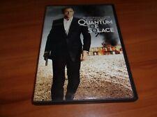 Quantum of Solace (DVD, 2009, Widescreen) James Bond 007