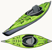 New! Advanced Elements Green AdvancedFrame Inflatable Kayak -AE1012G