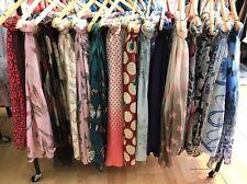 Wholesale Job Lot Ladies Scarfs Wrap Shawl Stole Variety Of Prints 20 Pcs Mix