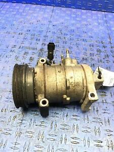 2008 - 2010 DODGE CHALLENGER SRT8 6.1L A/C AIR COMPRESSOR 04596492AD
