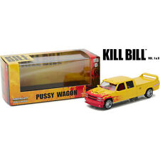 Greenlight 1997 Custom Crew Cab Pussy Wagon Kill Bill Vol 1 & 2 Y 1:43 86481