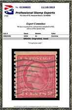 #491 Used Coil Single,  Certificate # 01308822