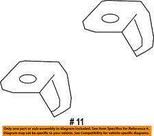 Interior-Roof-Sunvisor Sun Visor Support Clip Holder Bracket 1GW25DW1AA