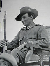 Australian Lieut Walter Addison Bisley Winner Of King's Prize 1907 Photo Article